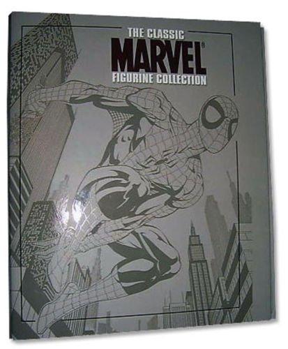 Archivador 20 revistas colección Marvel Figurine