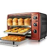 HARDY-YI Mini Forno - Mini Forno Elettrico Forno per la Cottura della Torta Forno Multifunzione da 30 l Grande capacità -Fornetti