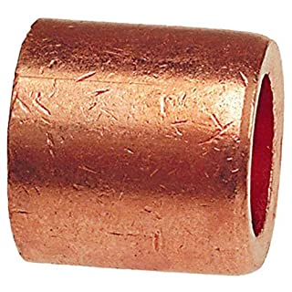 B&K LLC - 3/4 x 1/2-Inch Wrot Copper Flush Bushing