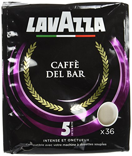 lavazza-cafe-en-dosette-souple-caffe-del-bar-250-g-lot-de-4