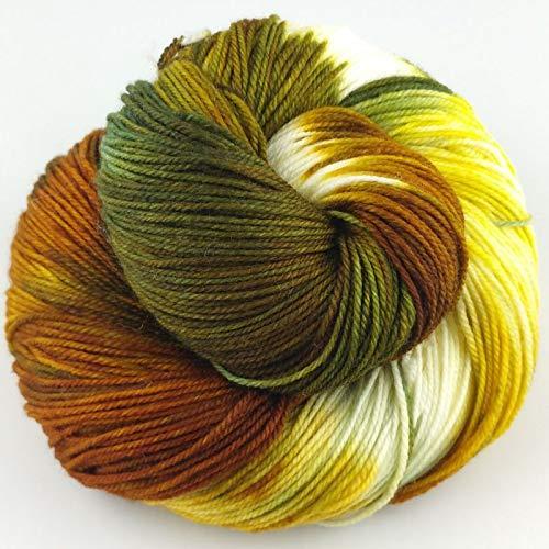 Manos Del Uruguay Alegria A9375 Otono, 100g, Sockenwolle handgefärbt -