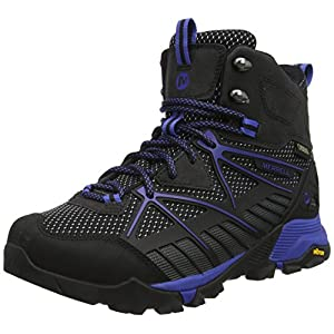 516kxHmrHkL. SS300  - Merrell Women's Capra Venture Mid GTX Surround High Rise Hiking Boots