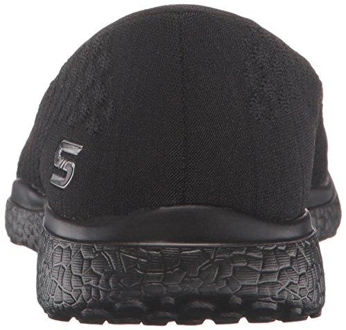 Skechers Damen Microburst-One Up Sneaker Black