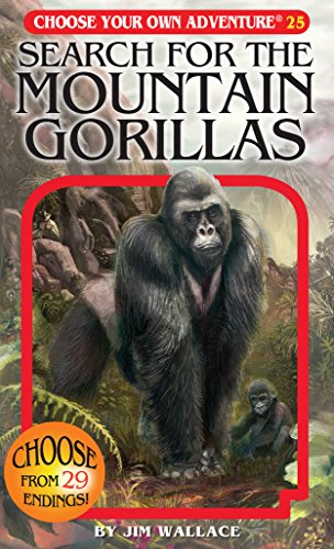 Search for the Mountain Gorillas [With Collectable Cards] (Choose Your Own Adventure) por Jim Wallace