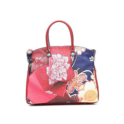 Borsa Gabs Shopping trasformabile in pvc taglia Large S0271 Kimono