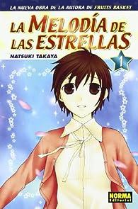 LA MELODÍA DE LAS ESTRELLAS 1 par Natsuki Takaya