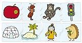SprachFIX - Legespiel: Anlaute - Spiele zur Sprachförderung