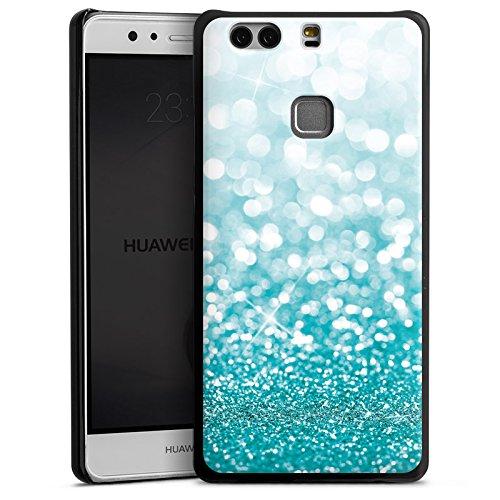 huawei-p9-plus-hulle-schutz-hard-case-cover-glitzer-glanz-glitter