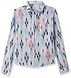 Pepe Jeans Women's Button Down Shirt (PILW100015_M_Ecru)