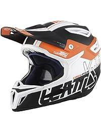 Leatt Dbx 5.0 V12 adulto Off-Road/Motocross Casco de Moto ...