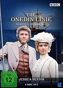 Die Onedin Linie - Vol. 4: Episode 43-52 (4 Disc Set)