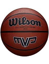 Wilson MVP Outdoor Basketball Rubber in Brown