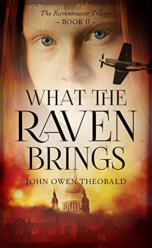 book cover of What The Raven Brings