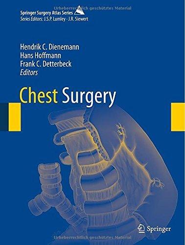 Chest Surgery (Springer Surgery Atlas Series) by Hendrik C. Dienemann (Editor), Hans Hoffmann (Editor), Frank C. Detterbeck (Editor) (22-Aug-2014) Hardcover