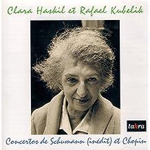Chopin : Concerto N° 2 Schumann : Concerto