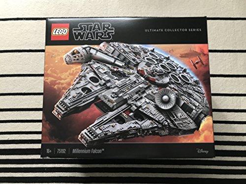 Lego Star Wars Millennium Falcon Set nr. 75192