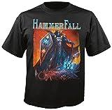 Photo de \m/-\m/ HAMMERFALL - Hammer High - T-Shirt par \m/-\m/