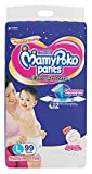 #1: MamyPoko Pants Extra Absorb Diaper Monthly Jumbo Pack, Large, 99 Diapers