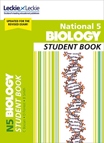 National 5 Biology Student Book (Student Book for SQA Exams)