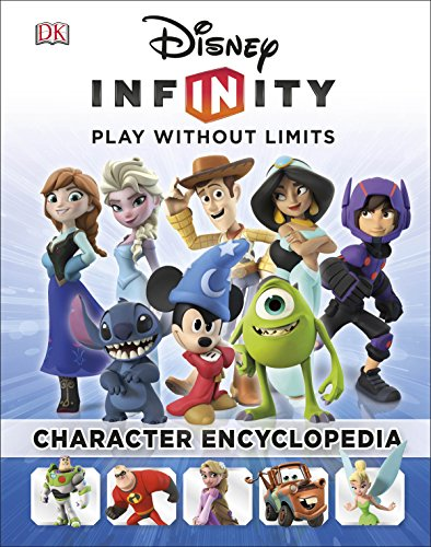Disney Infinity character encyclopedia.
