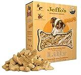 Jeffo Lilly Hundekekse mit Geflügelleber