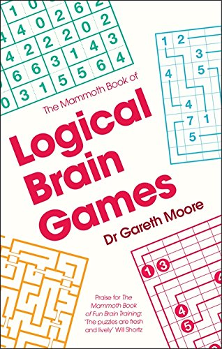 The Mammoth Book of Logical Brain Games (Mammoth Books) (Paperback)