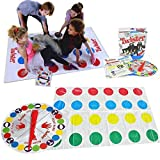 Best Board Games For 7 Year Olds - Pinnappo High Quality 2 in 1 Classic Twister Review