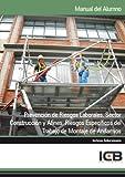 Prevención de Riesgos Laborales. Sector Construcción y Afines: Riesgos Específicos del Trabajo de Montaje de Andamios
