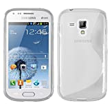 Samsung Galaxy Trend S7560 Étui HCN PHONE S-Line TPU Gel Silicone Coque souple pour...