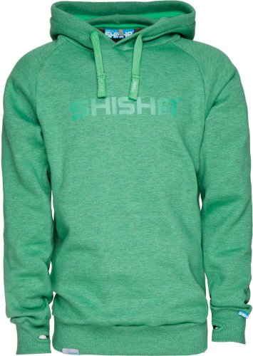 Shisha Boys Hooded Classic Irish Green Ash Irish Green Ash