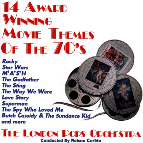 14 award winning movie themes of the 70s by nelson corbin