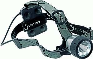 Edelrid Aktiver Schutz Stirnlampe Quattro Stagione, Pebbles, 1, 753760000230