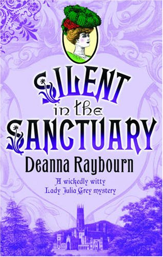 Book cover for Silent in the Sanctuary