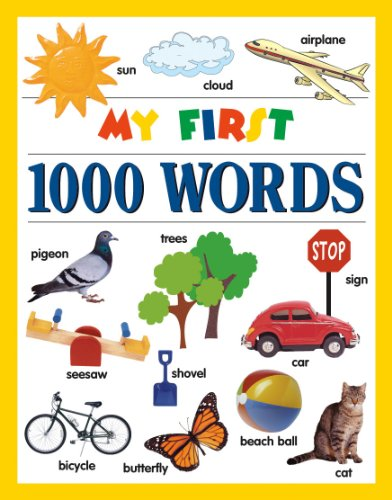 My First 1000 Words por Ltd. Publications International