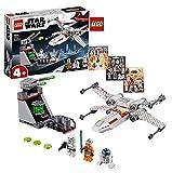 Star Wars Lego 75235 X-Wing Starfighter Trench Run + 1 Bogen Sticker gratis