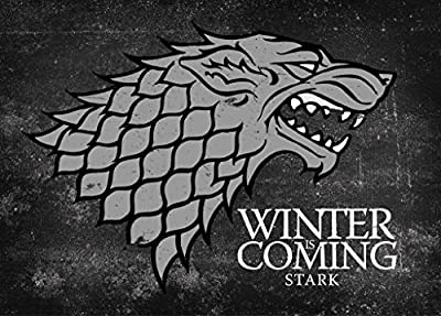 Game of Thrones Stark Sigil Canvas Banner