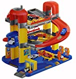 A to Z 02109 Super Garaje Playset con 6 Coches
