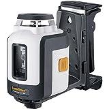 """Laserliner SmartLine-Laser 360° Plus - Nivelador láser (Line level, Negro, Color blanco, 1/4,5/8"""", 635 nm (< 1 mW), AA, 0 - 40 °C)"""