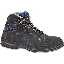 Giasco 93d61?C38?S3?York Zapatos de Seguridad, Negro - Negro, 37 EU