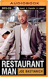 Restaurant Man by Joe Bastianich (2014-05-26)