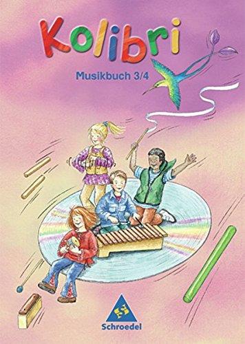 er: Kolibri: Musik, die Kinder bewegt - Ausgabe 2003: Musikbuch 3 / 4 (Halloween-musik-spiele)