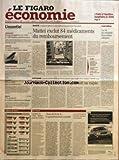 Telecharger Livres FIGARO ECONOMIE LE No 18333 du 18 07 2003 L ITALIE A L EQUILIBRE BUDGETAIRE EN 2006 AERONAUTIQUE BOEING VA SUPPRIMER DE 4 000 A 5 000 EMPLOIS SUPPLEMENTAIRES TRANSPORT BRUXELLES S OPPOSE A L ALLIANCE AIR FRANCE ALITALIA TELECOMMUNICATIONS NOKIA INQUIETE LES MARCHES AUTOMOBILE GM VOIT 2003 SOUS UN MEILLEUR JOUR FISCALITE TVA SUR LES CD LES MILIEUX CULTURELS SE MOBILISENT MATTEI EXCLUT 84 MEDICAMENTS DU REMBOURSEMENT PAR CLAIRE BOMMELAER COMMENT LA PREMIERE LISTE D (PDF,EPUB,MOBI) gratuits en Francaise