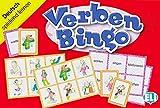 Verben Bingo: Deutsch spielend lernen. 66 Karten