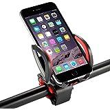 Universal Fahrrad Handyhalterung Handy Halterung Halter für iPhone 6s Plus / 6 / 5s / 5 / 4 & Samsung Galaxy S7 Edge / S5 / S4 / S4 Mini / Note 3 / Note 4 / Note Edge usw.