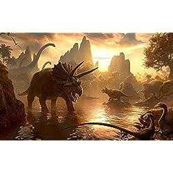 A4'jarassic dinosaurio' Póster Impresión, se envía en 24horas 1st clase