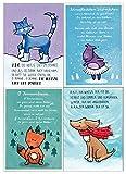 Winterkarten Set aus 8 Postkarten