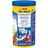 Sera Koi Royal Mini Alimento para kois de tamaño pequeño 1000ml