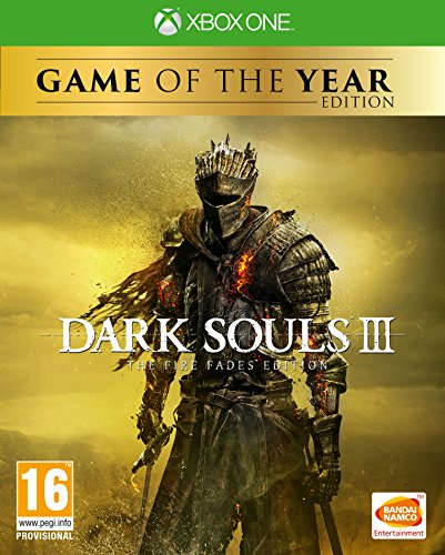 Dark Souls III (3) (GOTY Edition) Xbox One