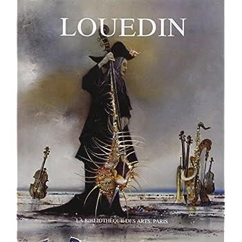 Louedin. Peinture, monographie