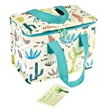 Insulated Lunch Bag - Choice Of Floral Design ( Desert In Bloom )
